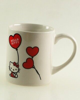 Hello Kitty Tasse Becher Porzellan Kaffeetasse Porzellanbecher