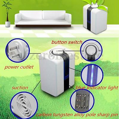 LED Air Purifier Ozone Ionizer Cleaner Fresh Clean Living House Office Room New