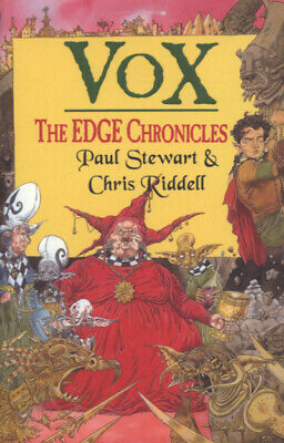 The Edge chronicles: Vox by Paul Stewart (Paperback)