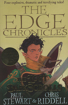 The Edge chronicles: The lost barkscrolls by Paul Stewart (Paperback)