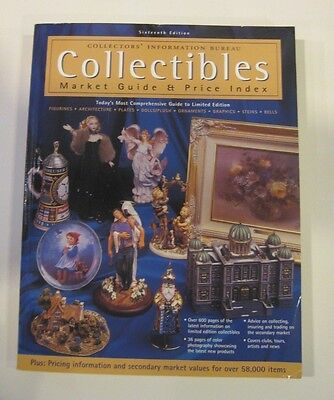 COLLECTIBLES Market Guide & Price Index  - Collectors' Information Bureau