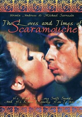Loves and Times of Scaramouche (2007, REGION 0 DVD New)