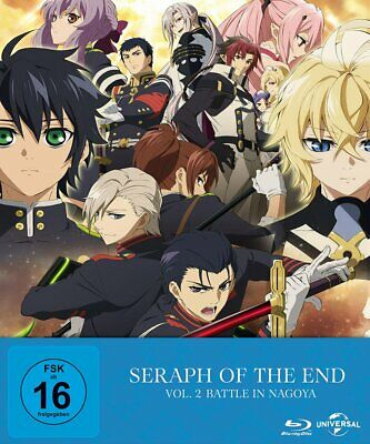 Seraph of the End - Vol. 2 - Battle in Nagoya / Premium Edition # 2-BLU-RAY-NEU
