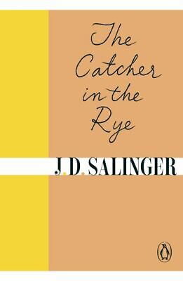 The catcher in the rye by J. D. Salinger (Paperback)