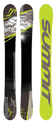 Summit Skiboards Custom 110cm 3D Snowblades Technine Custom Snowboard Bindings