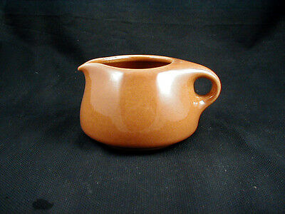 Vintage Russel Wright IROQUOIS Casual China- NUTMEG Stacking Creamer