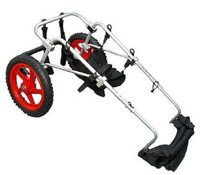 Best Friend Mobility Large Dog Harness Wheelchair Cart Wheels Mobile