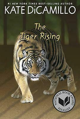 The Tiger Rising by Kate DiCamillo (English) Paperback Book Free Shipping!
