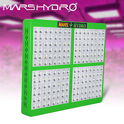 Mars Reflector 960W Led Grow Light Lamp  Full Spectrum IR Hydro Plant Veg Flower