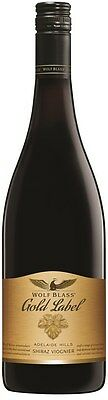 Wolf Blass `Gold Label` Shiraz Viognier 2011 (6 x 750mL), Adelaide Hills.