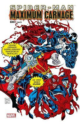 SPIDER-MAN - Maximum Carnage 1 ( von 2 ) HC ( 333 Ex. ) Marvel Comic