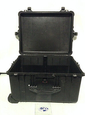 Pelican 1620 Case With Wheels Watertight Dust Proof Crush Proof No Foam