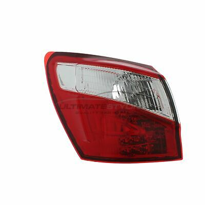 Nissan Qashqai 2010-2014 Outer Wing LED Rear Tail Light Lamp N/S Passenger Left