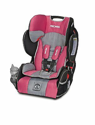 Recaro 2016 Performance SPORT Booster Seat - Rose - New! Free Shipping!