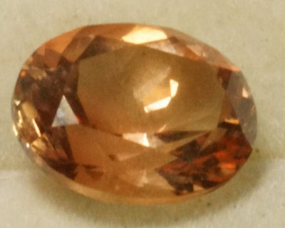 Oregon Sunstone, 9x7 mms,