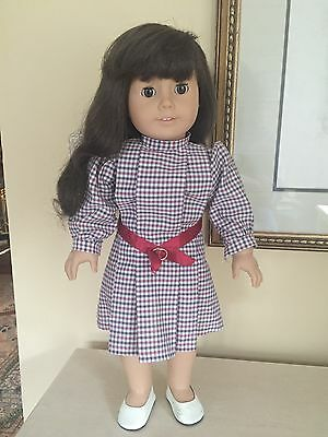 "Vintage American Girl Doll 18"" Samantha Parkington Pleasant Company"