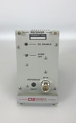 Daniels Electronics VR-3/160 SW Receiver,