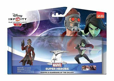 Disney Infinity 2.0 Guardians of the Galaxy Playset Pack (NEW) SEALED