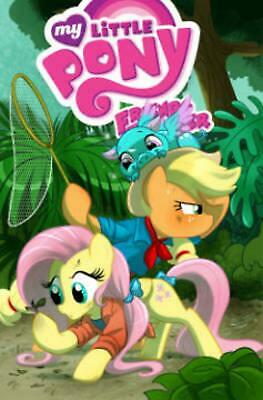 My Little Pony Friends Forever Volume 6 by Ted Anderson (English) Paperback Book