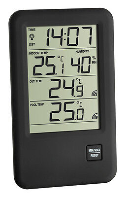 Funk-Poolthermometer Malibu Tfa 30.3053.it Swimming Pool Thermometer Pond