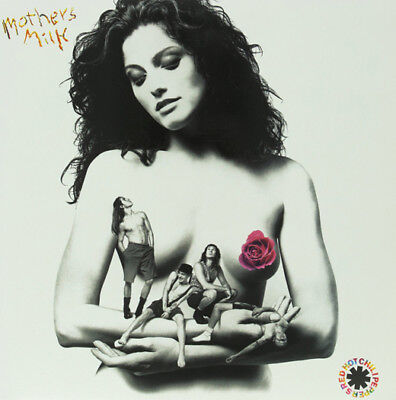 RED HOT CHILI PEPPERS Mothers Milk LP Vinyl NEW Limited Edition