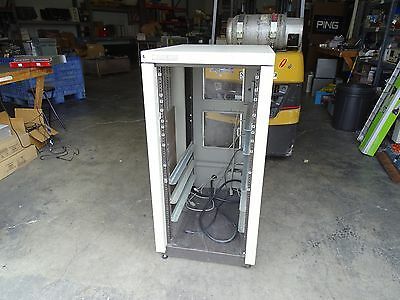 HP 85043A 8510A Network Analyzer Mobile Rack Test Console Station