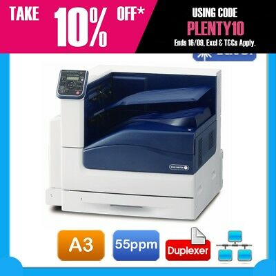 Fuji Xerox C5005d A3 Network/Parallel Color Laser Printer+Duplex 55ppm *USED*