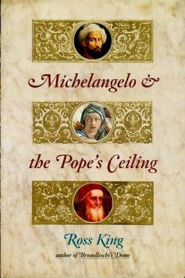 NEW Michelangelo Sistine Chapel 16thC Renaissance Italy Pope Julius Royal Court