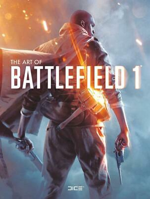 The Art of Battlefield 1 by Dice Studios Hardcover Book