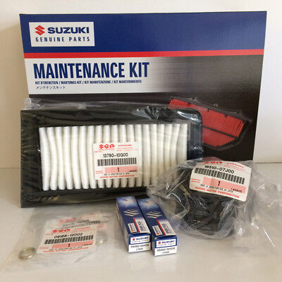 Suzuki Genuine Part - Service/Maintenance Kit - 16500-10810-000 (AN650 Burgman (