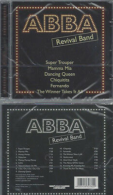 Cd Abba--Revival Band