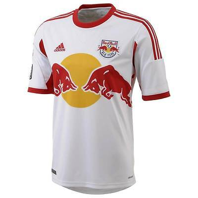 NEW YORK RED BULLS Adidas Camiseta 1ª Equipación 2013/14 XL De Fútbol MLS