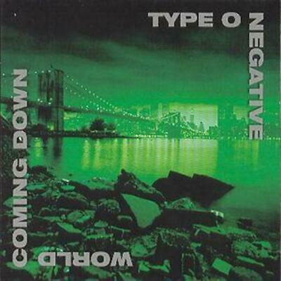 Type O Negative : World Coming Down CD (2002)
