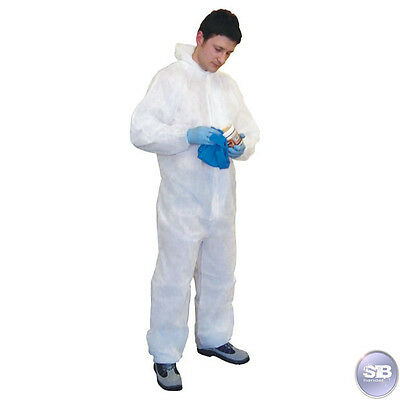 Protection overall made from polypropylene XL