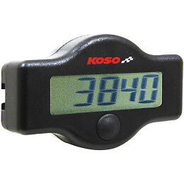 Koso EX-01 RPM and Hour Meter - BA049100