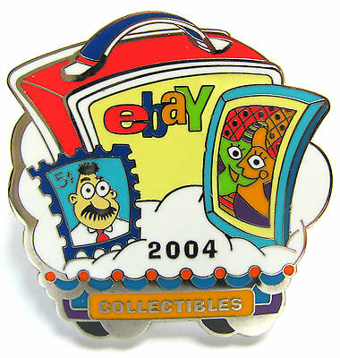 eBay Live 2004 Pin COLLECTIBLES Category PIN New (Promo Giveaway Item)