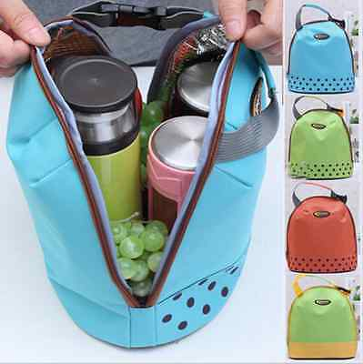 Portable Travel Baby Milk Bottle Feeding Thermal Warmers Bag Insulated Handbags