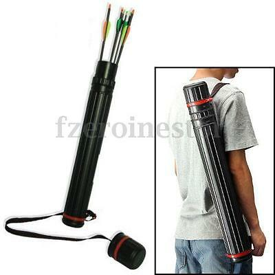 Art Drawing Storage-Telescopic Lightweight Extendable Carrying Tube & Strap New