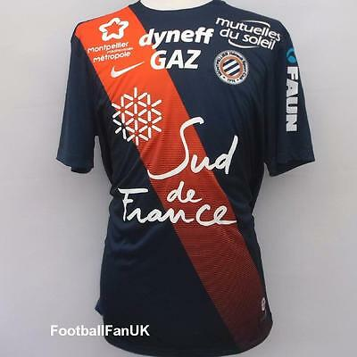 MONTPELLIER Nike Home Shirt 2015/16 NEW M,XL Jersey 15/16 Maillot Domicile