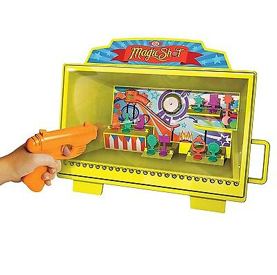 Ideal  Magic Shot Magnetic Shooting Gallery NEW