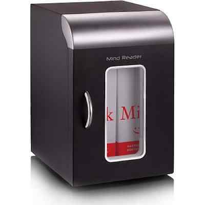 Mind Reader Mini Refrigerator, Black
