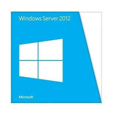 HP & Microsoft - Windows Server 2012 (5 Device) CAL EMEA Licence