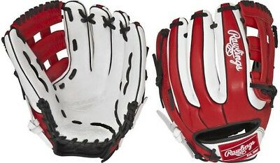 """Rawlings GXLE315-6WS 11.75"""" Gold Glove Gamer XLE Narrow Fit Youth Baseball Glove"""