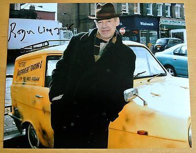 Roger Lloyd Pack Hand Signed Autograph 10X8 Photo Only Fools & Horses & Coa