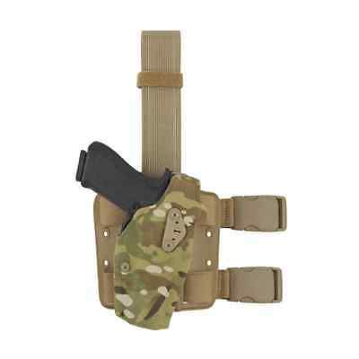 Safariland 6354DO-832-701 ALS Optic MultiCam Right Hand Holster Fits Glock 17/22