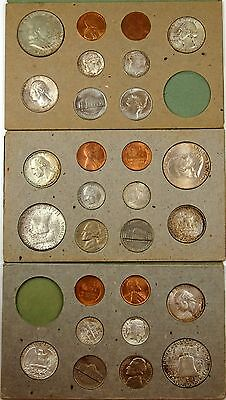 1948 Complete 28 Coin Mint Set in Original Mint Packaging