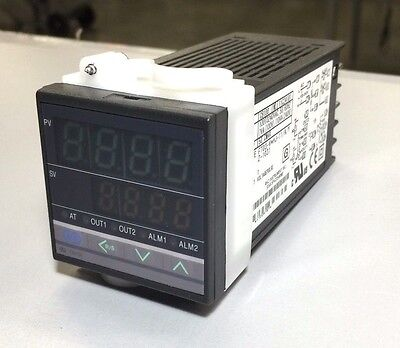 Rkc Cb100Ft03-V-Nn-Nn/a Pid Temperature Controller Voltage Pulse Output 0-400°C