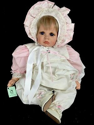 "Royal Vienna Doll Collection Baby Doll MANDY Lloyd Middleton 20"" Weighted Body"