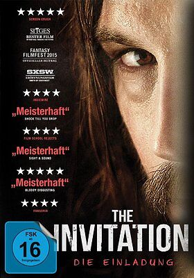 Dvd *  The Invitation  # Neu Ovp &