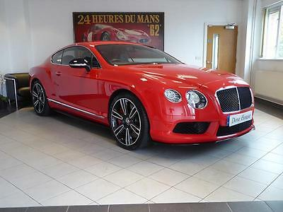 Bentley Continental GT S 4.0 V8 Coupe Auto